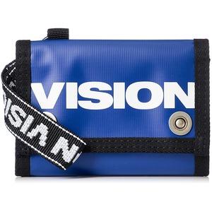 撥水性抜群ターボリン生地使用VISION(ビジョン)ウォーブルー ブルー