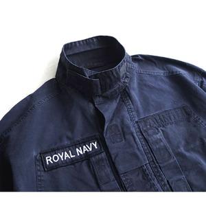 イギリス海軍放出ROYAL NAVYフィールドジャケット中古《96(M相当)》