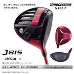 ブリヂストンゴルフ ドライバー J815 Dr KUROKAGE Sの写真