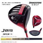 ブリヂストンゴルフ ドライバー J815 Dr MJ-6 Sの写真