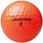 (まとめ)ゴルフボール T/Sエクストラディスタンスオレンジ 〔飛距離/2ピース〕 【×3セット】