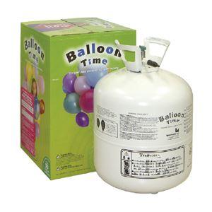 (まとめ)ヘリウムガス(バルーンタイム)小120L【×3セット】の詳細を見る