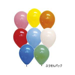 (まとめ)ゴム風船(丸風船) 入数:100枚【×5セット】の詳細を見る