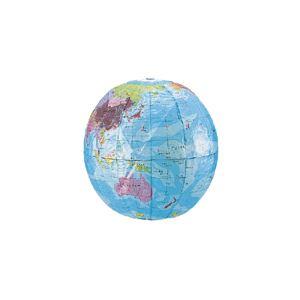 (まとめ)紙ふうせん 地球型 入数:5枚【×5セット】の詳細を見る