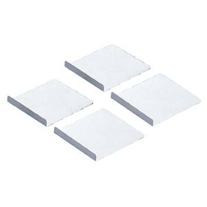 (まとめ)電気パン用チタン板L型4枚組【×5セット】の詳細を見る