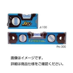 (まとめ)水平器(レベルゲージ)Jr.100【×3セット】の詳細を見る