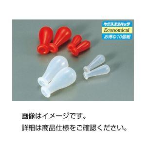 (まとめ)駒込用乳豆(スポイト)赤ゴム5ml10個パック【×10セット】の詳細を見る