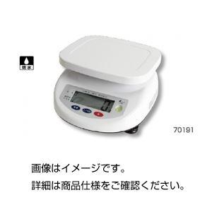 デジタル自動上皿はかり取引証明用 70191の詳細を見る