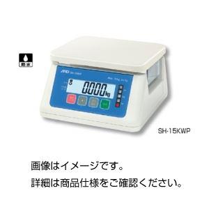 デジタル自動上皿はかりSH-6000WPの詳細を見る