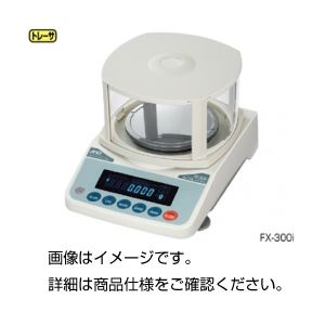 電子てんびん(天秤) FX-3000iの詳細を見る