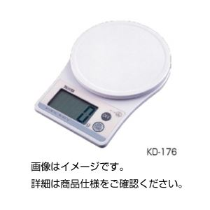 (まとめ)デジタルスケール KD-176【×3セット】の詳細を見る