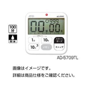 (まとめ)防水タイマー AD-5709TL【×3セット】の詳細を見る