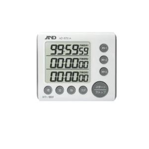 (まとめ)トリプルタイマーAD-5701A【×3セット】の詳細を見る