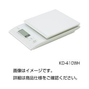 (まとめ)デジタルスケール KD-410WH【×3セット】の詳細を見る