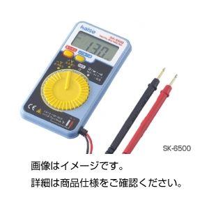 (まとめ)デジタルテスター SK-6500【×5セット】の詳細を見る