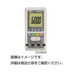 スマートテスター DM-9983Bの詳細を見る