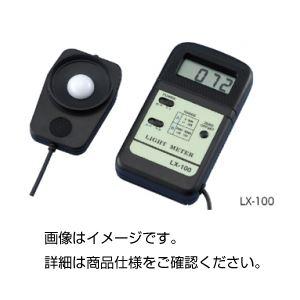 デジタル照度計LX-100の詳細を見る