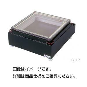 戸田式霧箱B-112(卓上型)の詳細を見る
