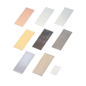 (まとめ)実験用金属板 B-12アルミ板 150mm タ無【×50セット】の詳細を見る