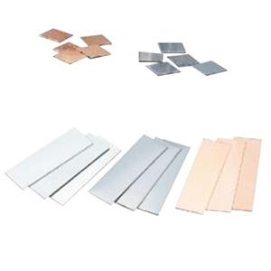 (まとめ)アルミ板(15×45mm) 30枚組【×5セット】の詳細を見る
