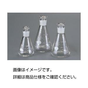(まとめ)共栓三角フラスコ(イワキ)100ml【×10セット】の詳細を見る