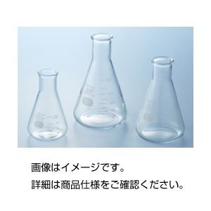 (まとめ)三角フラスコ(IWAKI)100ml【×10セット】