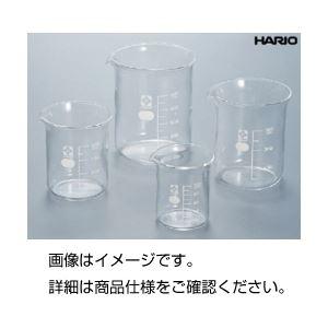 (まとめ)硼珪酸ガラス製ビーカー(HARIO)500ml【×10セット】の詳細を見る