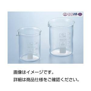 硼珪酸ガラス製ビーカー(ISOLAB)2000ml 入数:6個の詳細を見る