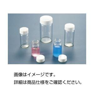 (まとめ)ねじ口瓶 SV-100100ml透明(25個)【×3セット】の詳細を見る