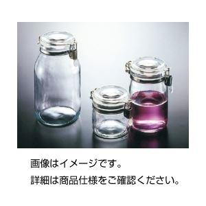 (まとめ)密封瓶(キーパー) KP-5 500ml【×5セット】の詳細を見る