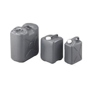 (まとめ)廃液貯蔵瓶(平角グレー缶)FG-10【×3セット】の詳細を見る
