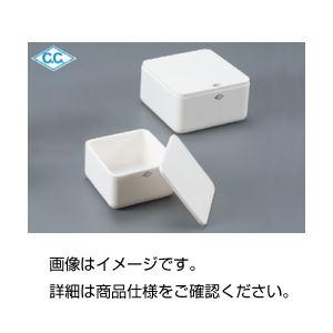 (まとめ)SSA-T燃成用容器100×100×50mm用蓋【×20セット】の詳細を見る