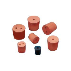 (まとめ)穴あきゴム栓No.3(1穴)6mmФ【×30セット】の詳細を見る