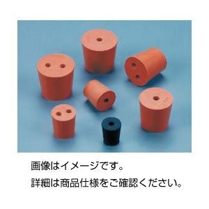 (まとめ)穴あきゴム栓 No.12(2穴)6mmφ【×20セット】の詳細を見る