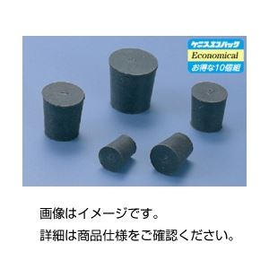 (まとめ)黒ゴム栓 K-15 (10個組)【×3セット】の詳細を見る