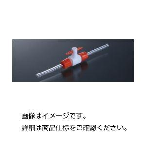 (まとめ)テフロン二方活栓 バルブ穴径4mm【×10セット】の詳細を見る
