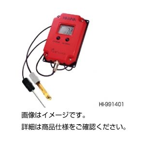 壁掛け式pH計 HI-991401の詳細を見る