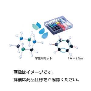 (まとめ)有機化学セット 学生用セット【×20セット】の詳細を見る