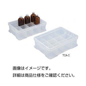 (まとめ)薬品整理箱(クリア)TCA-C【×3セット】の詳細を見る