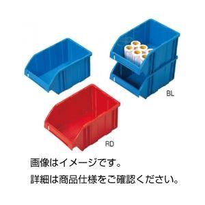 (まとめ)パーツボックス BL(ブルー)【×5セット】の詳細を見る