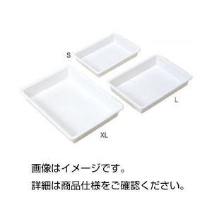 (まとめ)プラスチックバット L【×5セット】の詳細を見る