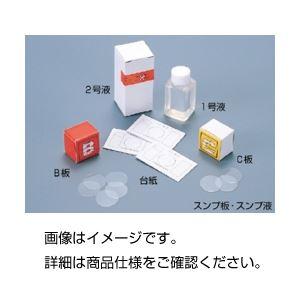 (まとめ)スンプ台紙 (50枚)【×10セット】の詳細を見る