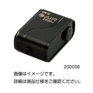 (まとめ)エアーポンプ 2000SB【×3セット】の詳細を見る