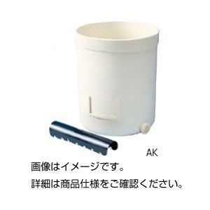 (まとめ)水耕器 AK (ワグネルポット)【×5セット】の詳細を見る
