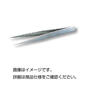 (まとめ)ピンセット E(125mm) 尖AA【×20セット】の詳細を見る