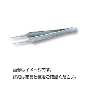 (まとめ)ピンセット F(125mm) 尖GG【×5セット】の詳細を見る