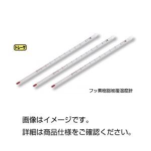 (まとめ)フッ素樹脂被覆温度計 TA-150【×10セット】の詳細を見る