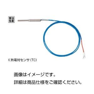 (まとめ)K熱電対センサー(シース型) TC3.2×50-K【×20セット】の詳細を見る