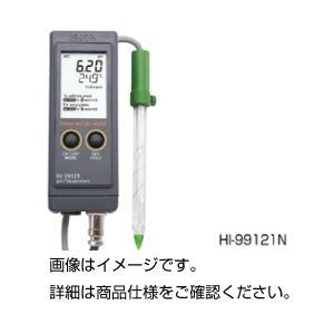 土壌ダイレクトpH計 HI-99121Nの詳細を見る