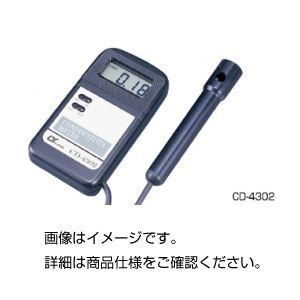 導電率計 CD-4302の詳細を見る